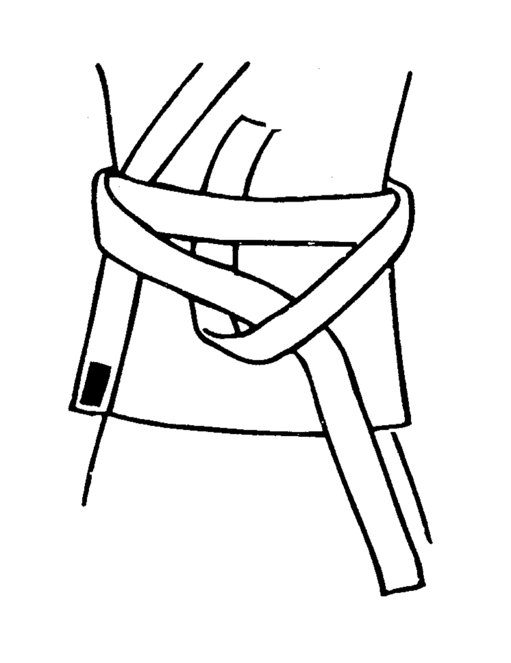 Abbotsford Karate Club Uniform