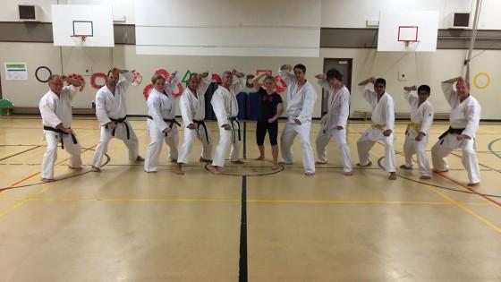 abbotsford karate club history