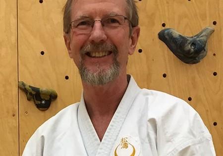 sensei paul abbotsford karate history
